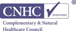 CNHC Registered Therapist
